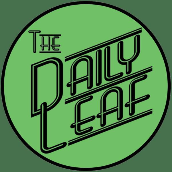 The Daily Leaf Logo