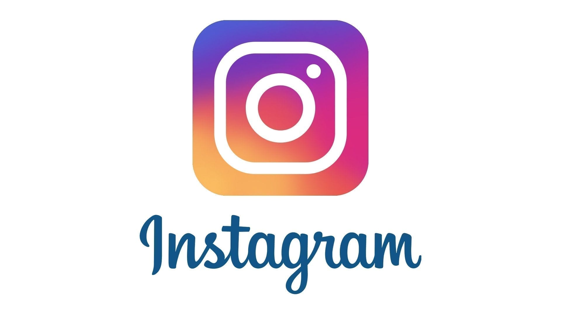 Instagram Logo and Name