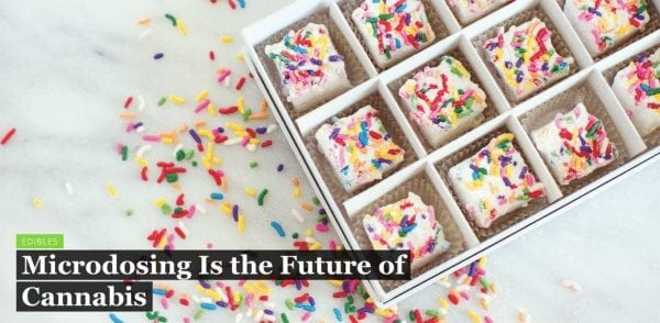 Microdosing is the future header