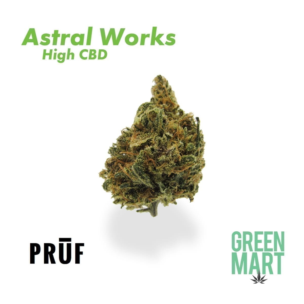 Astral Works - High CBD