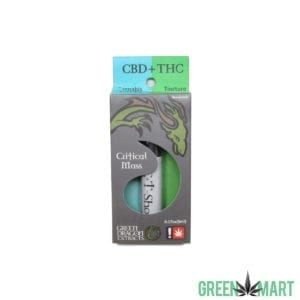Green Dragon Extracts - 1:1 Critical Mass Spray