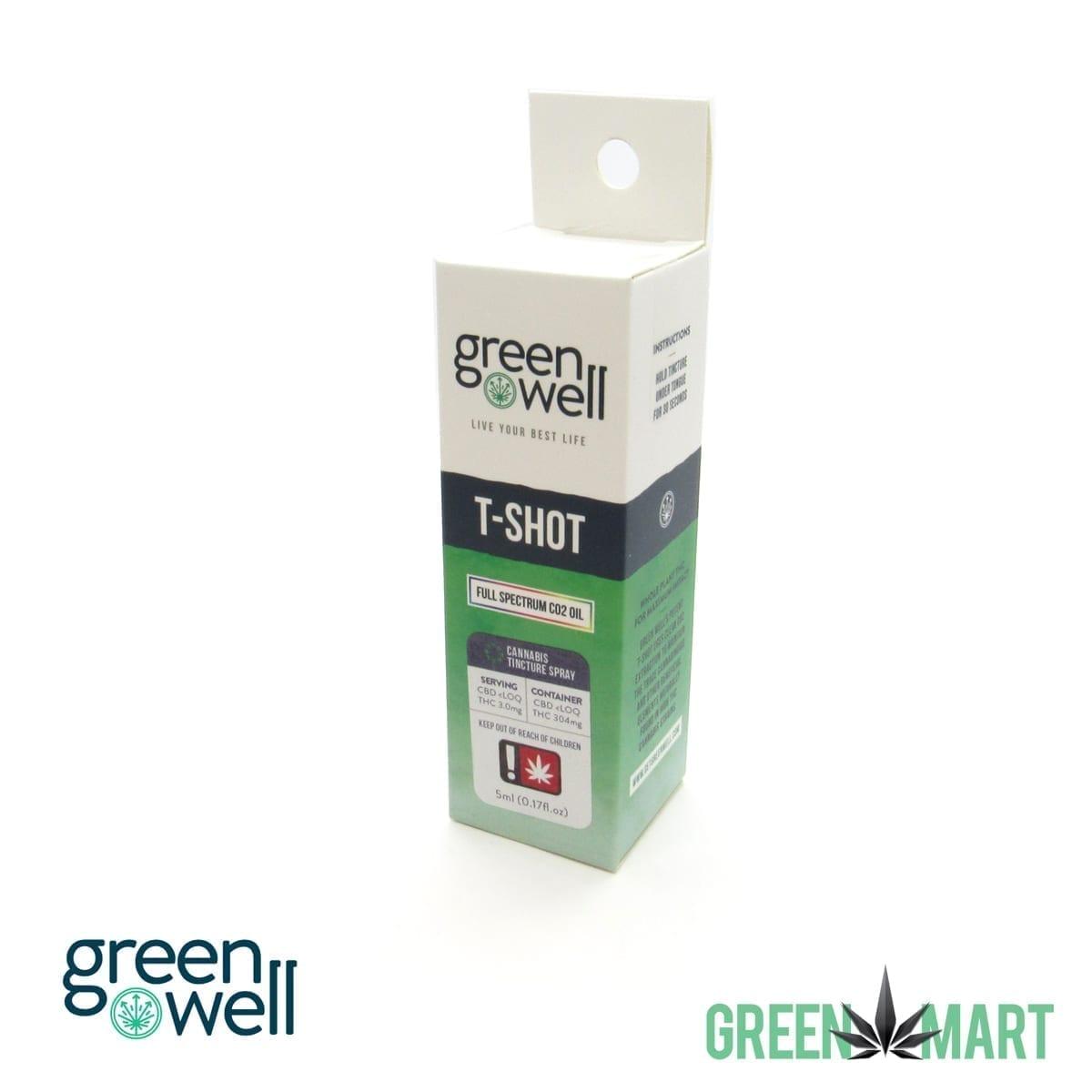 Green Well - T-Shot NewBox