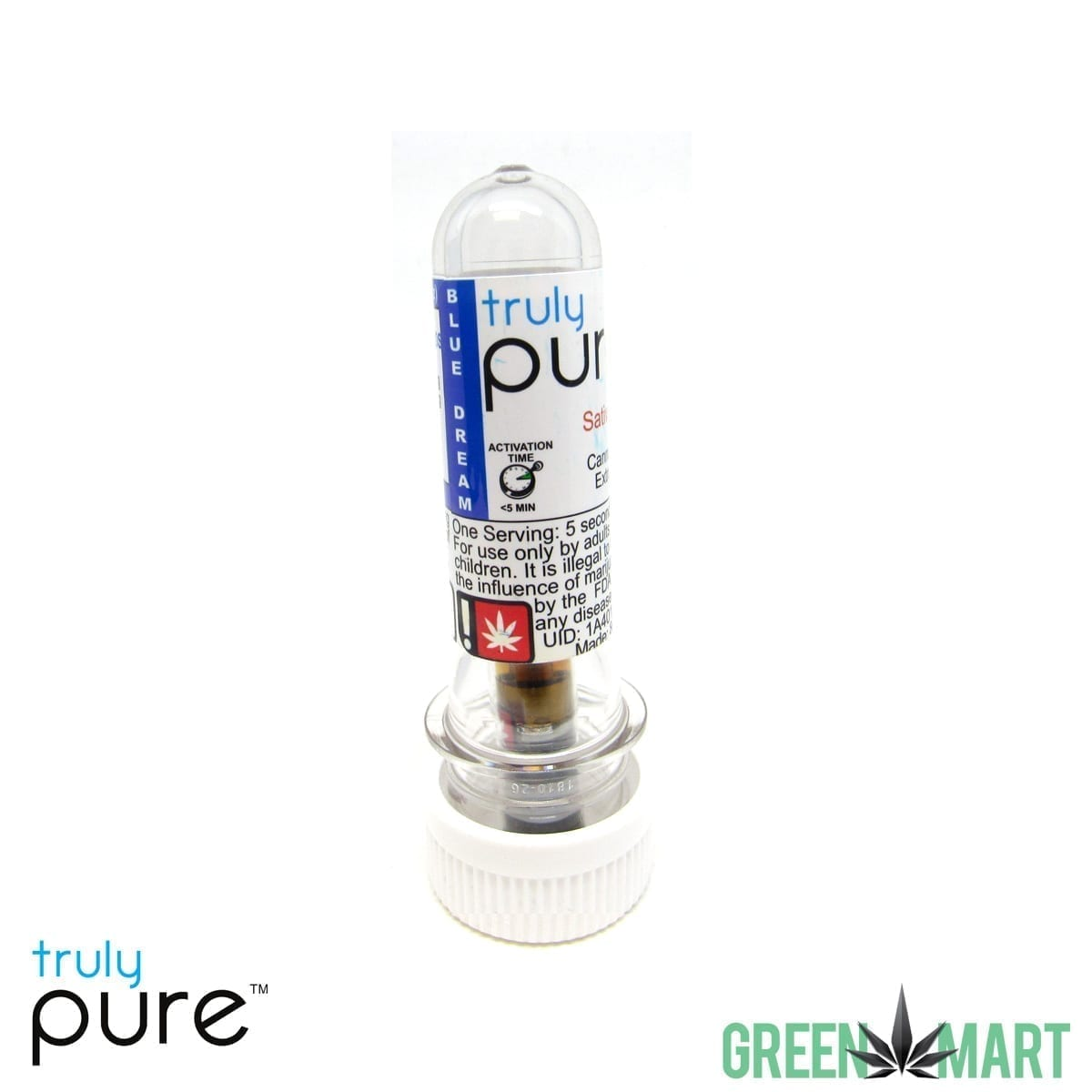 Truly Pure Cartridges - Blue Dream