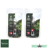 Naked Extracts Cartridges - Durban Poison