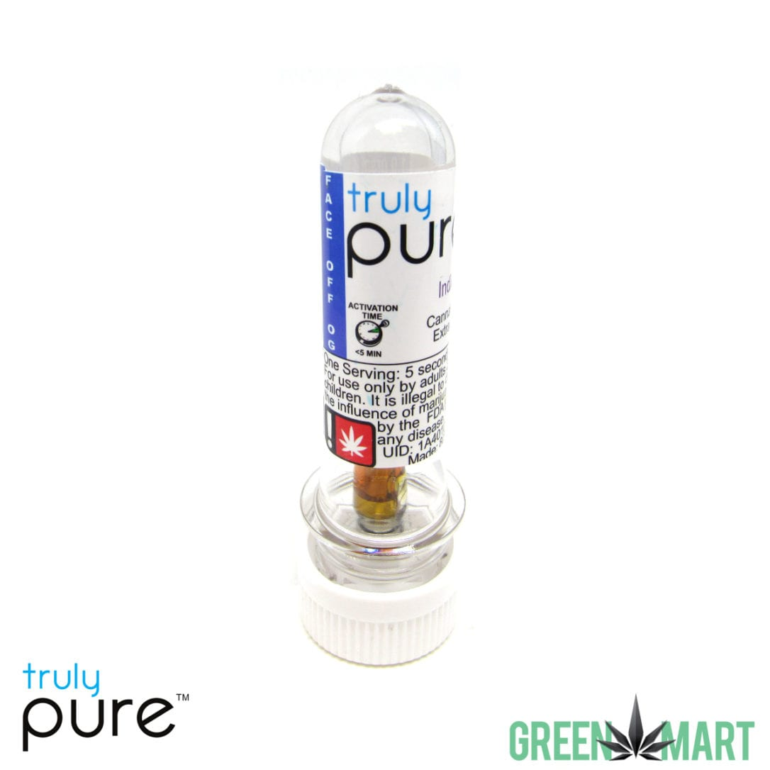 Truly Pure Cartridges - Face Off OG