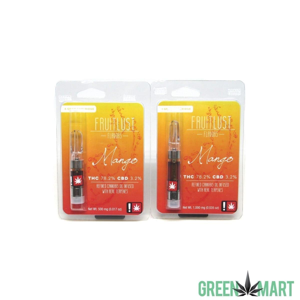Fruitlust Cartridges - Mango