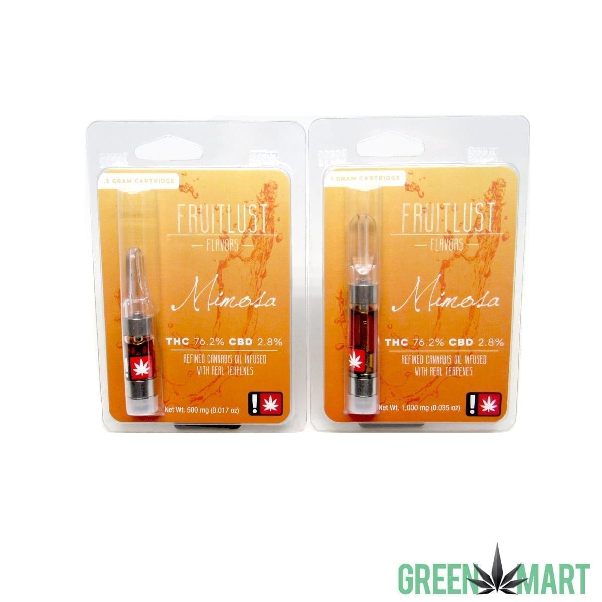 Fruitlust Cartridges - Mimosa