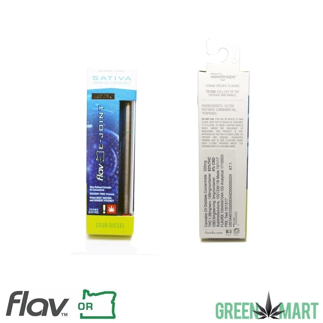 FlavOR eJoint - Sour Diesel