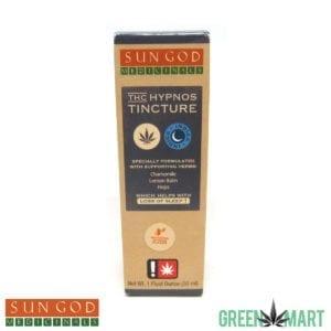 Sun God Medicinals THC Hypnos Tincture