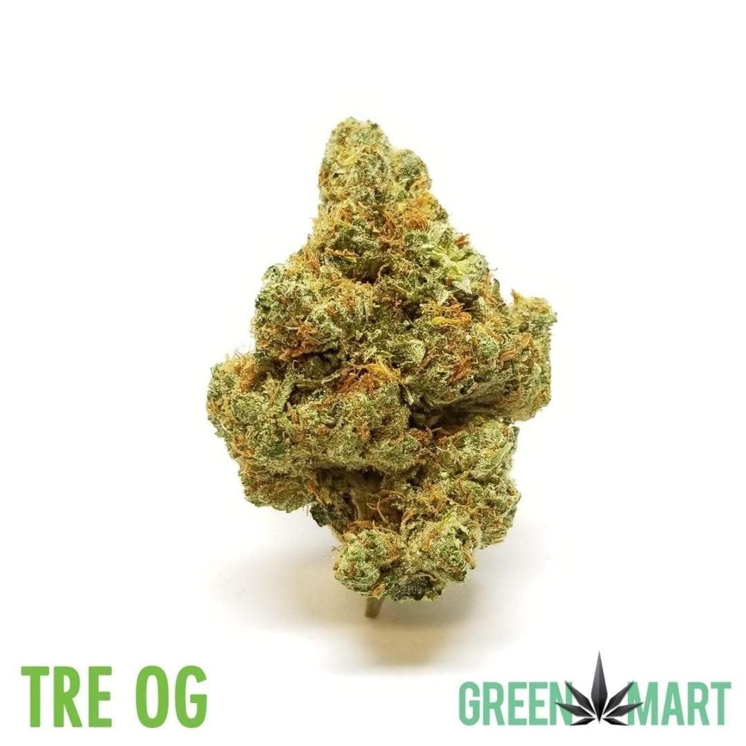 Tre OG By Workingman's Bud