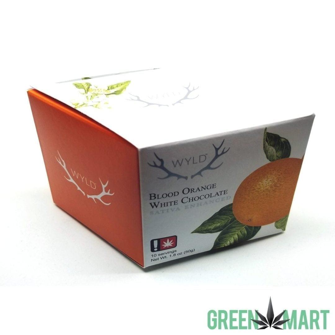 Wyld Blood Orange Sativa White Chocolate Multi-Pack