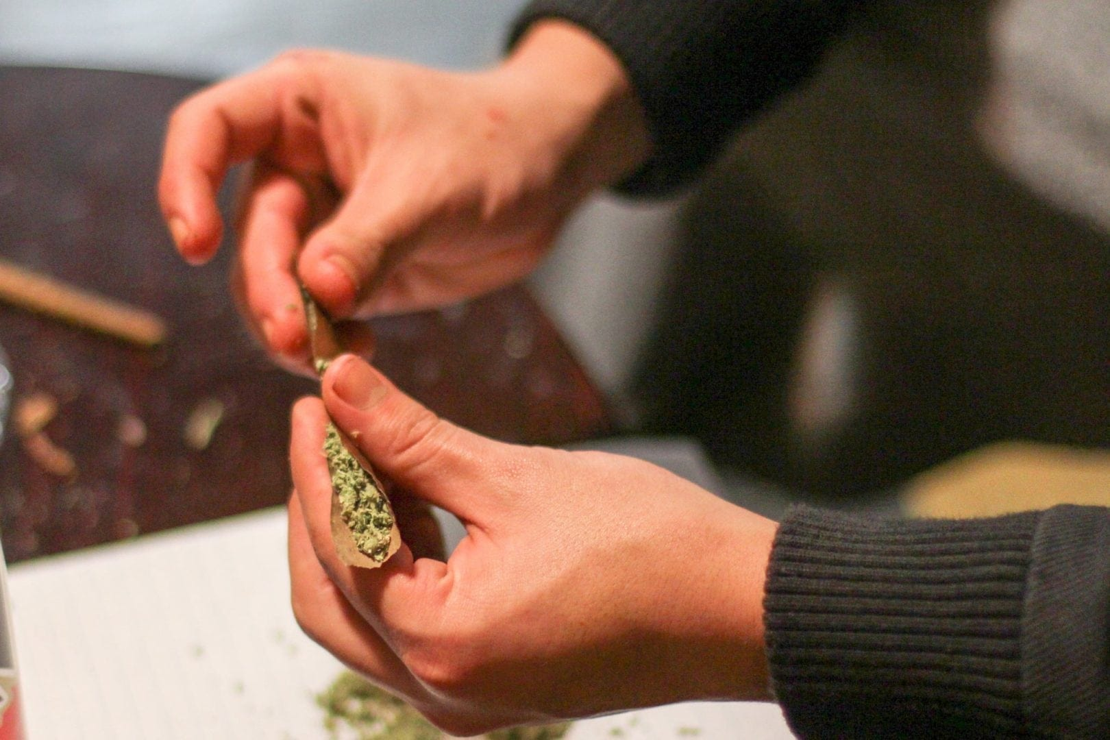 One In Four Young Americans Consume Marijuana, Survey Finds