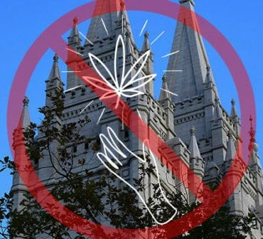 The Mormon Church Increases Opposition to Medical Marijuana Proposal