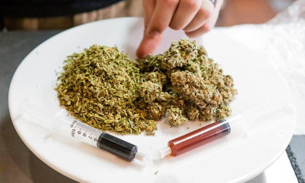 Research Finds THC Also Effective At Controlling Epileptic Seizures