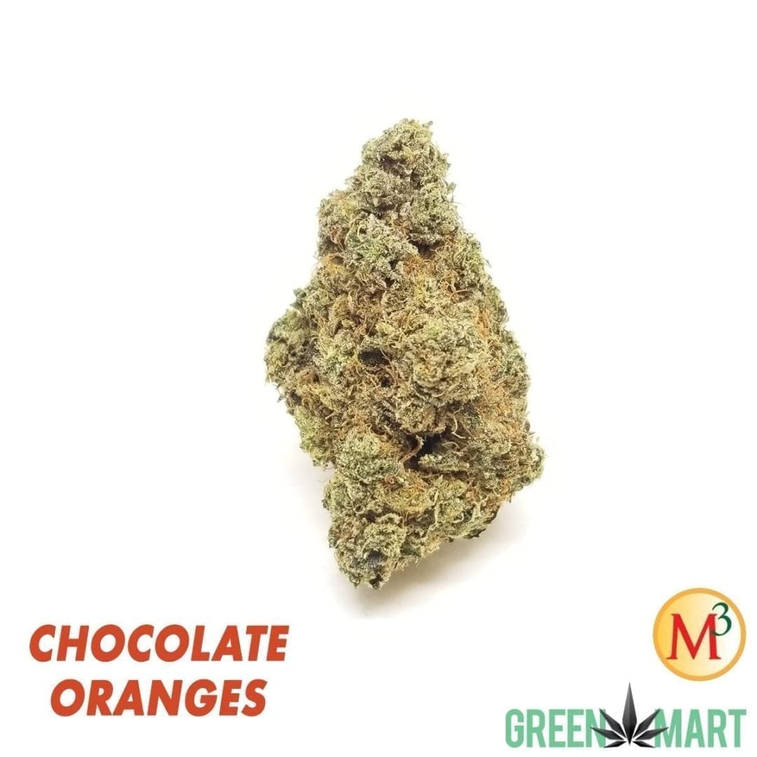 Mother Magnolia Medicinals Chocolate Oranges