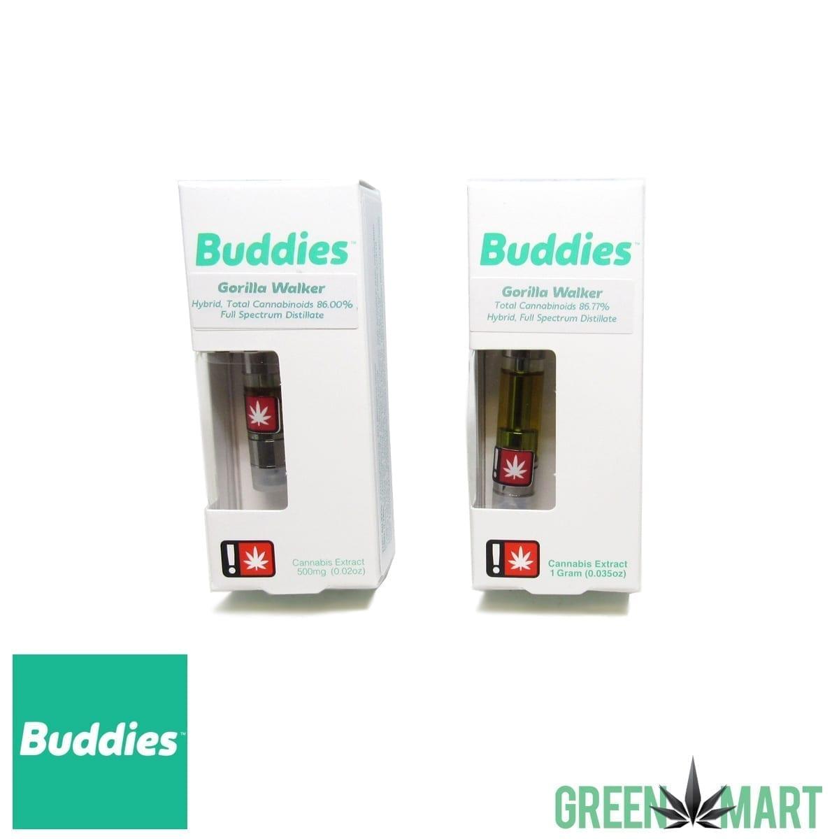 Buddies Brand Cartridges - Gorilla Walker