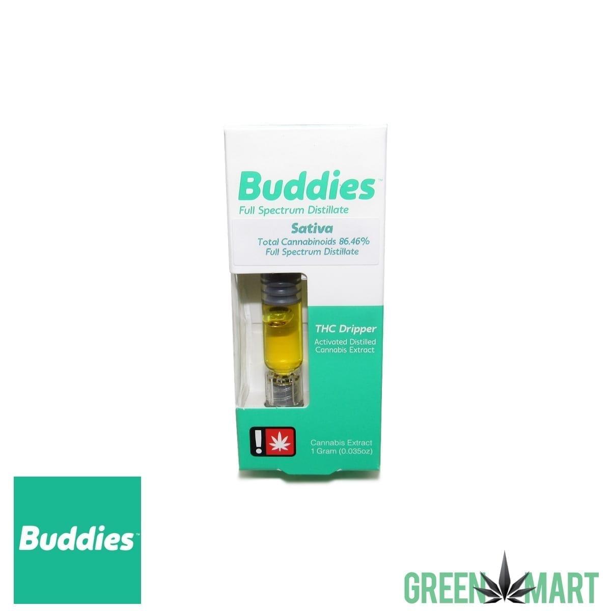 Buddies Brand Sativa THC Dripper