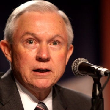Jeff Sessions Breaks Cannabis Silence To Spread Fake News About A Marijuana 'Myth'