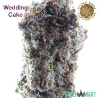 Wedding Cake grown by Higher Minds Horticulture