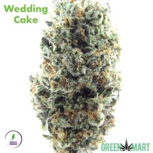 Wedding Cake by Thunder Farms