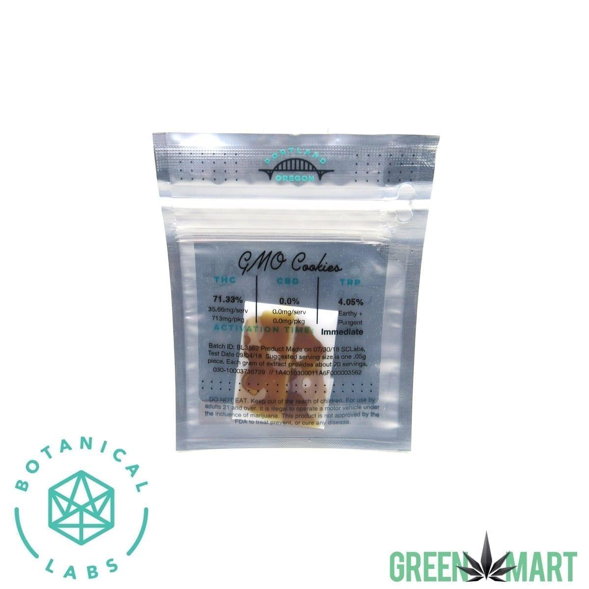 Botanical Labs - GMO Cookies