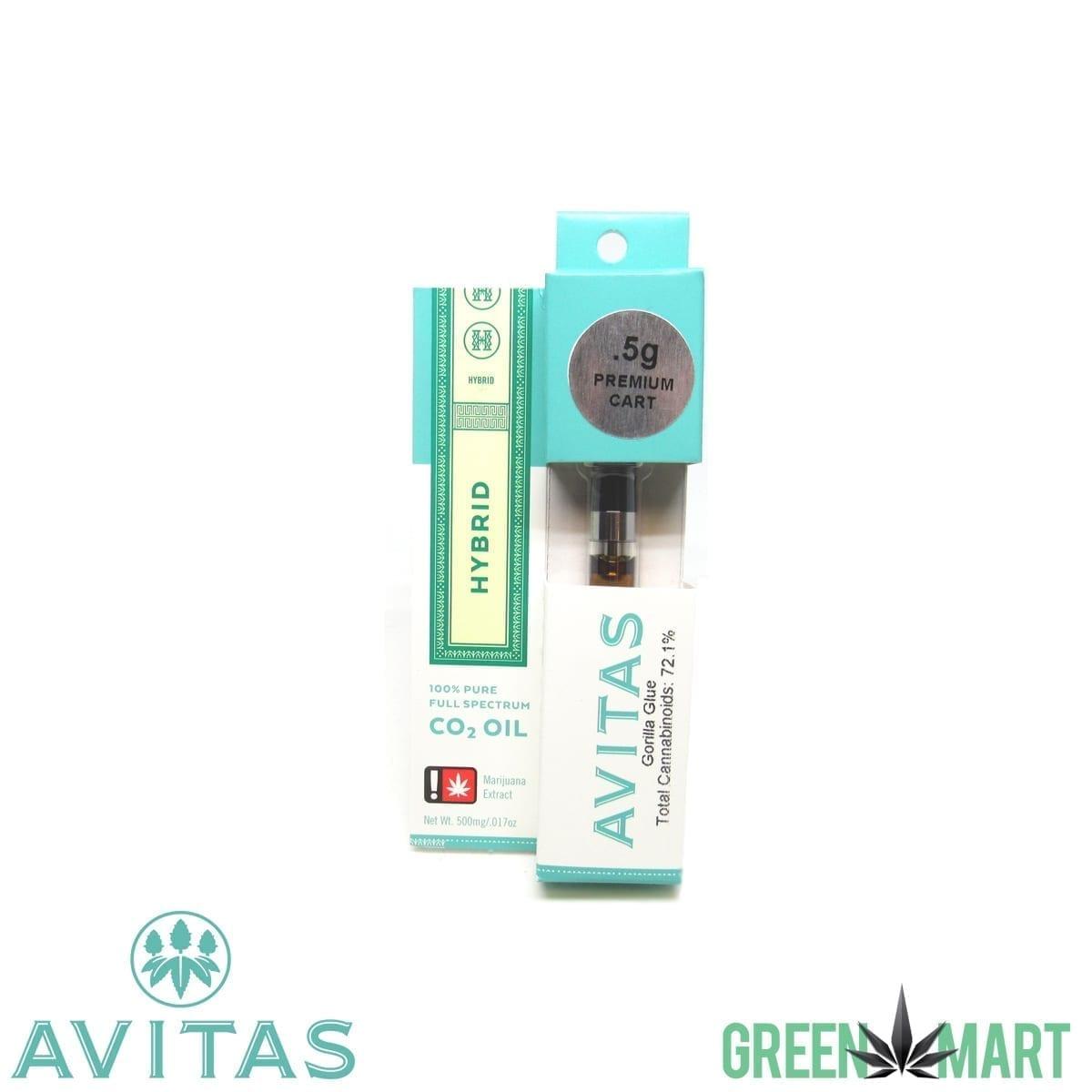Avitas Cartridges - Gorilla Glue .5g