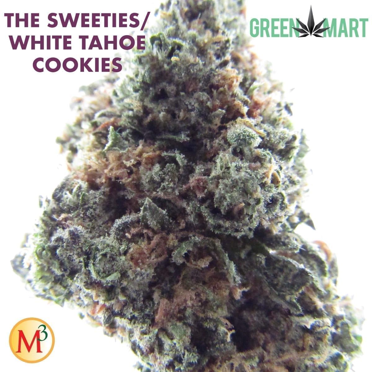 The Sweeties/White Tahoe Cookies
