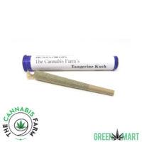 The Cannabis Farm Tangerine Kush 1g Pre-roll