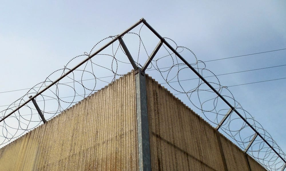 Barbed-Wire-Prison-Fence