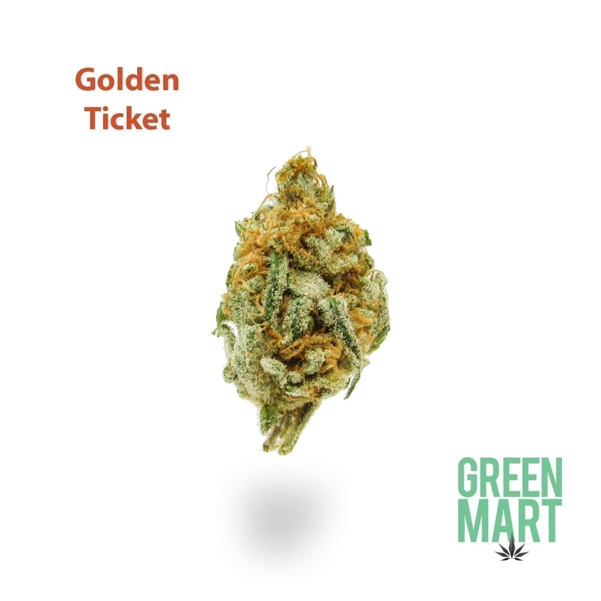 KMB Farms Golden Ticket Flower