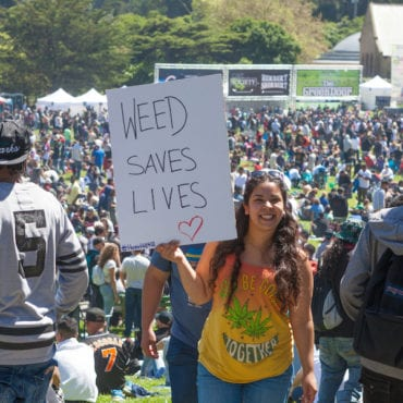 The trusted Pew Research Center has released its new updated numbers on America's opinion on legalizing marijuana, and things are still trending up.