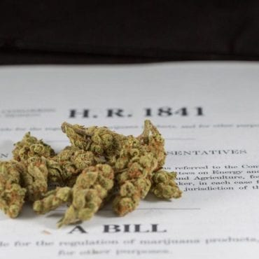 Bill HR 1841 with Cannabis on Top
