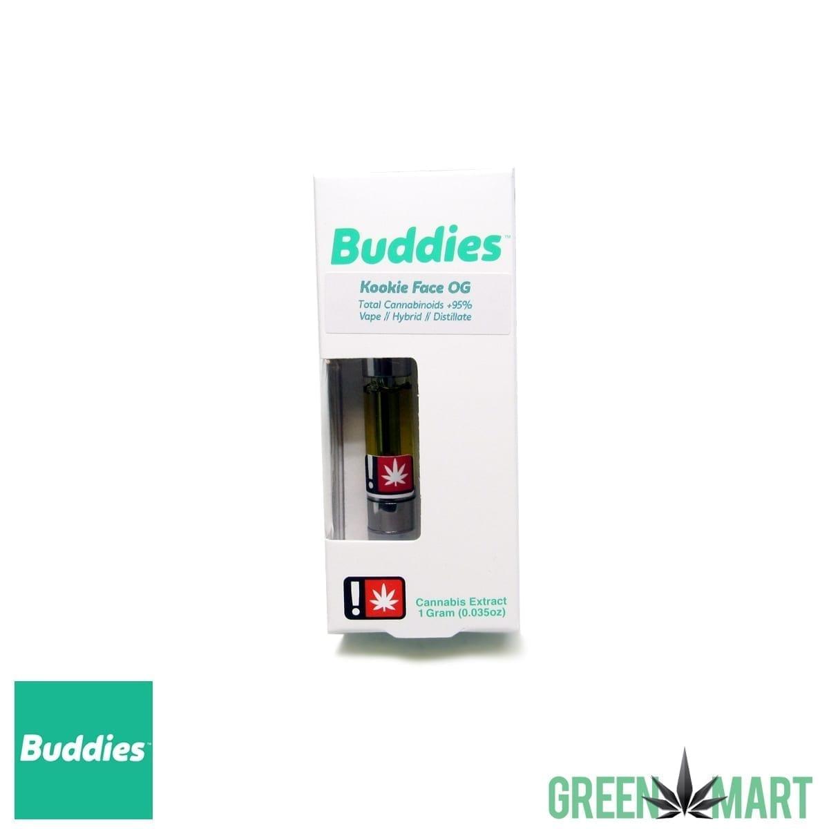 Buddies Brand Cartridges - Kookie Face OG