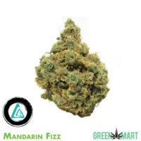 Mandarin Fizz by Alibi Cannabis