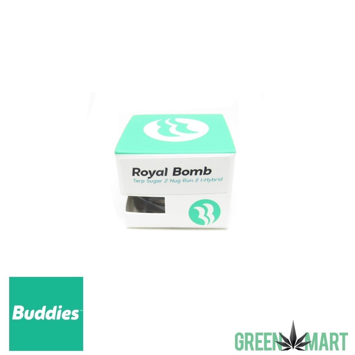 Buddies Brand Terp Sugar - Royal Bomb