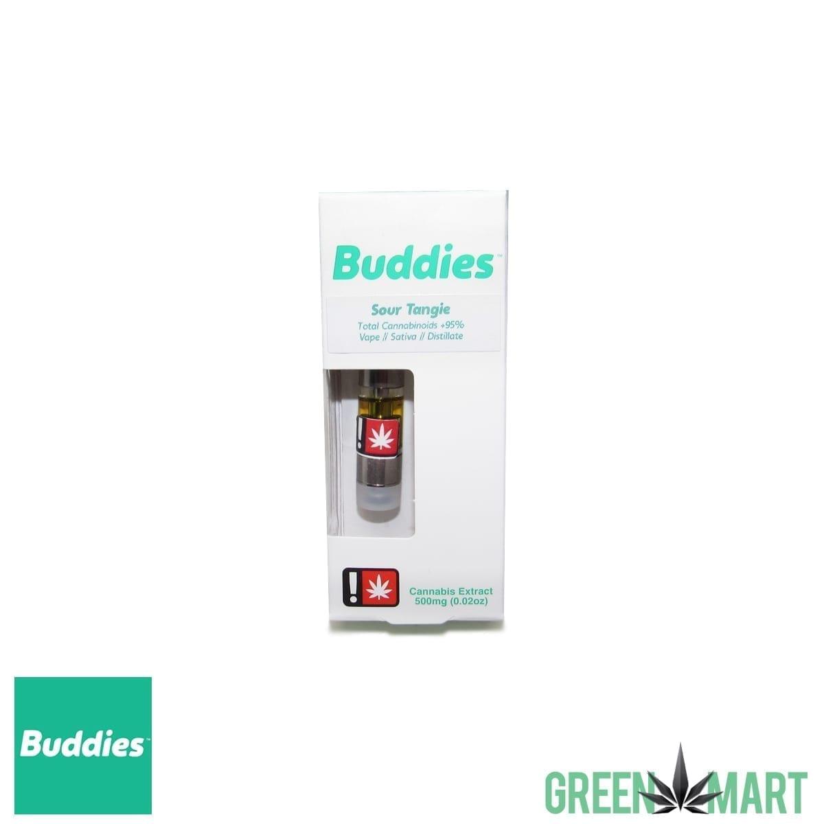 Buddies Brand Cartridges - Sour Tangie