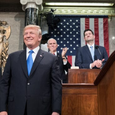 Tump State of the Union 2018