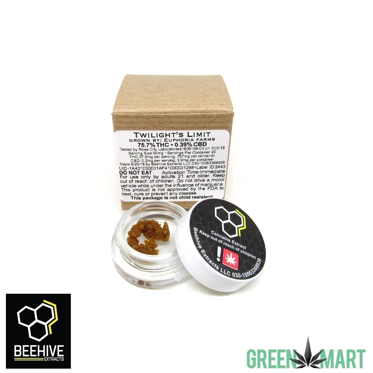 Bee Hive Extracts - Twighlight's Limit