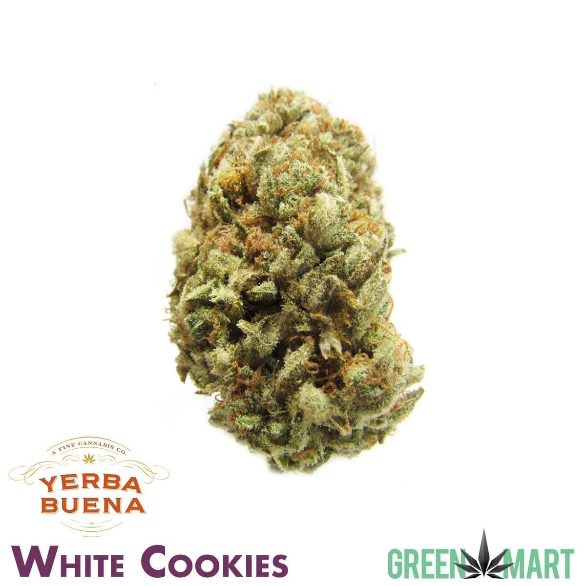 White Cookies by Yerba Buena