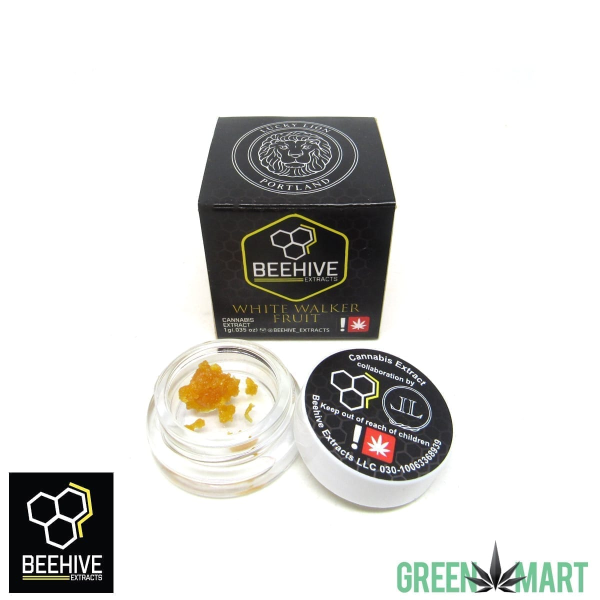 Bee Hive Extracts - White Walker Fruit