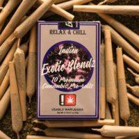 Exotic Blendz - Indica 10 Pack