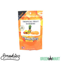 Smokies Sour Gummies - Tropical Fruit Gummiez