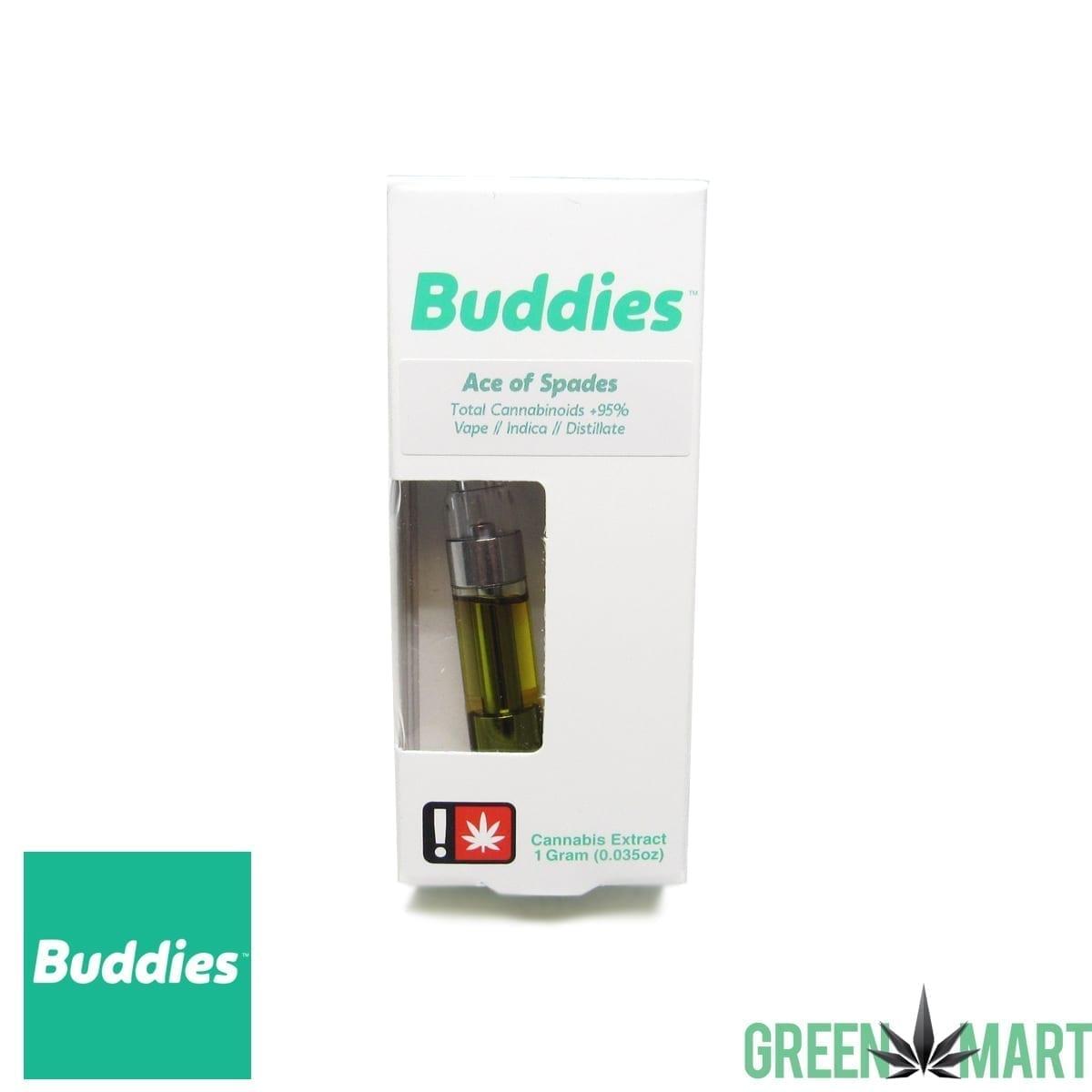 Buddies Brand Cartridge - Ace of Spades
