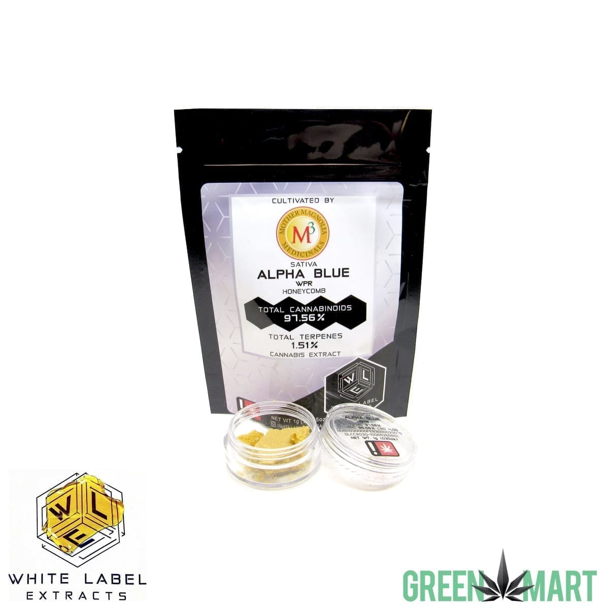 White Label Extracts - Alpha Blue