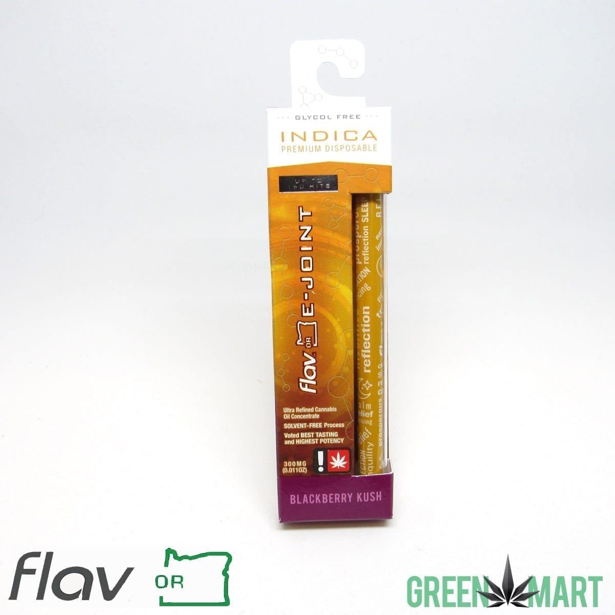 Flavor eJoint - Blackberry Kush