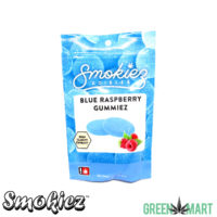 Smokiez Edibles - Blue Raspberry Gummiez