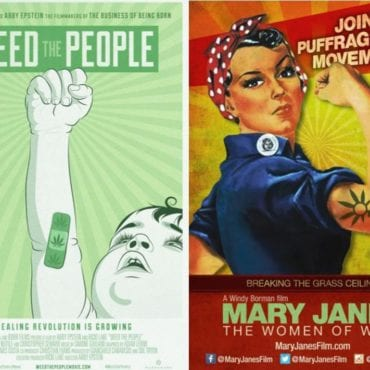 The Puffragette Movement and Weed the People