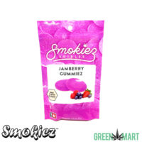 Smokiez Edibles - Jamberry Gummiez