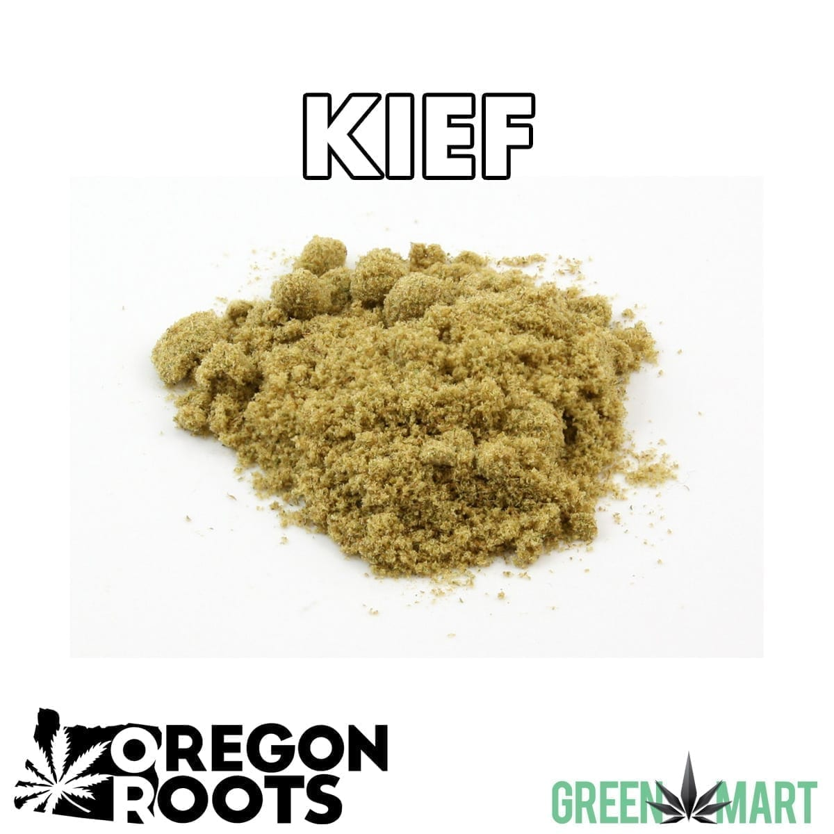 Oregon Roots Kief