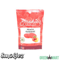 Smokiez Edibles - Peach Gummiez